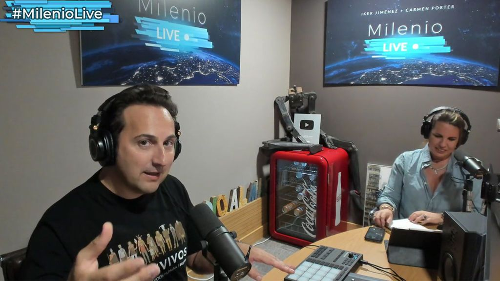 Milenio Live (27/04/2019) – La guerra mágica