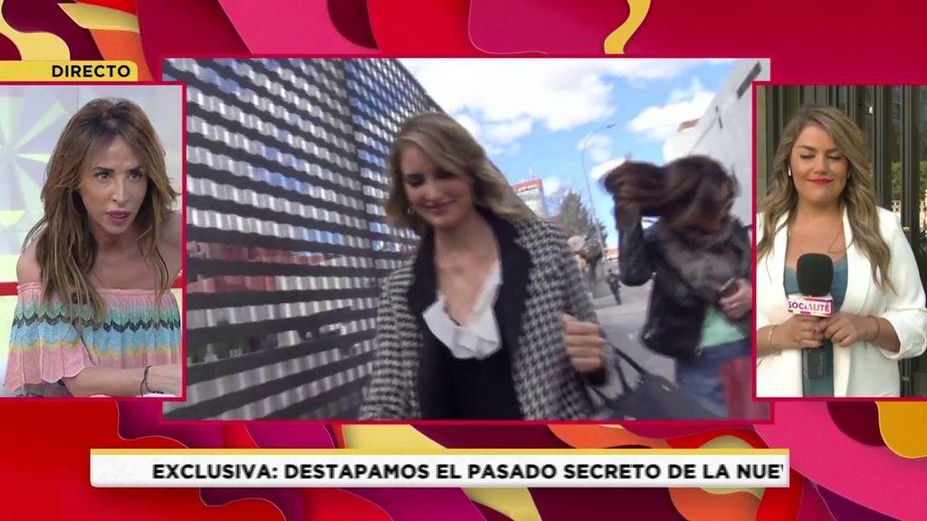 """El 'zasca' de Patiño a Alba Carrillo: """"Hay que ver los programas antes de opinar, sobre todo tú que has estudiado periodismo"""""""