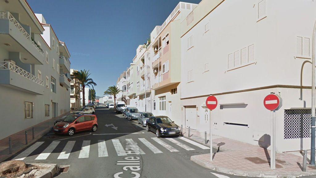Buscan a la expareja de la mujer apuñalada en una calle de El Tablero (Gran Canaria)