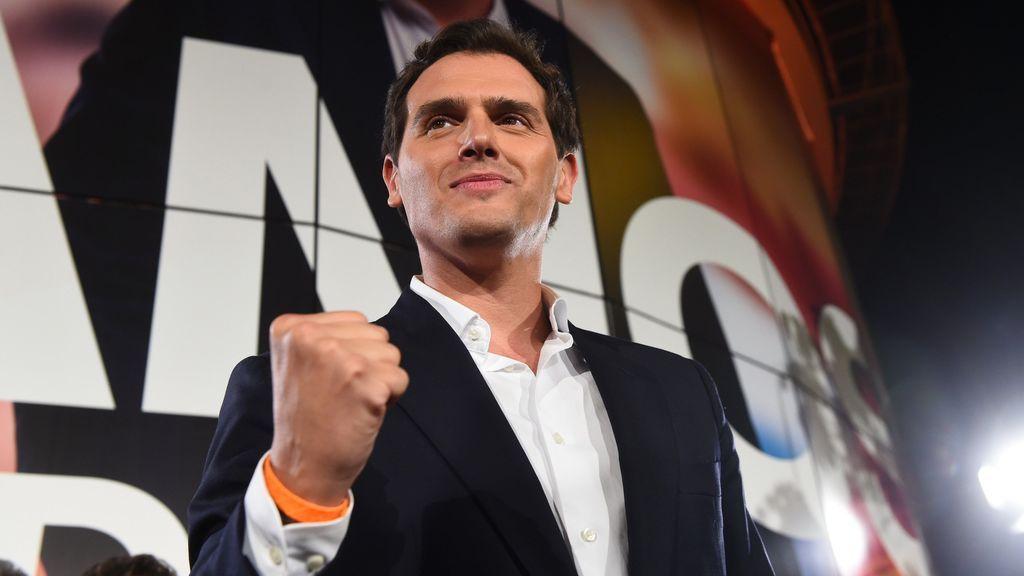 """Rivera: """"Los líderes de la oposición van a ser los diputados de Ciudadanos"""""""