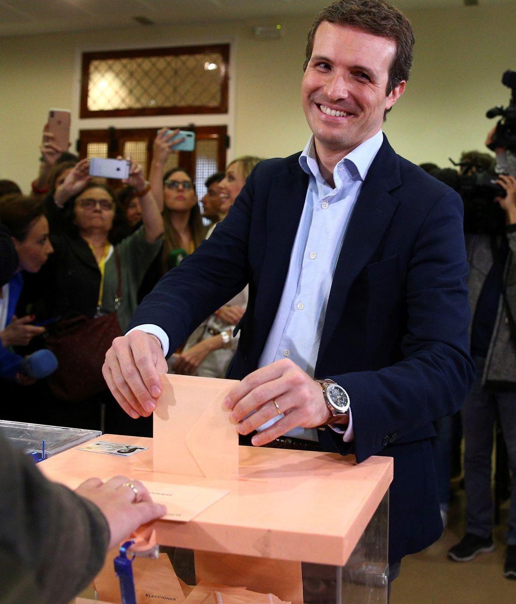 CASADO, VOTA