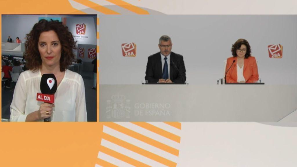 El 41,48% de los españoles ya han ejercido su derecho a voto