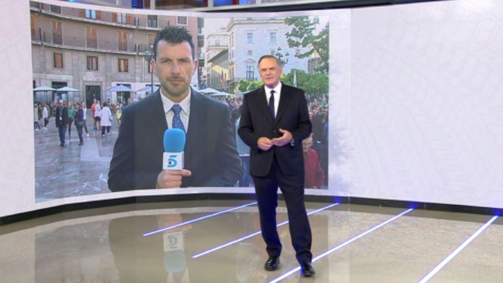 Doble cita electoral en la Comunidad Valenciana: alta participación y sin incidentes importantes