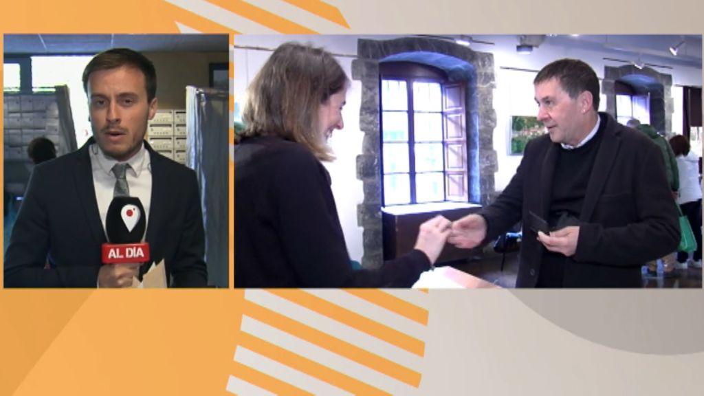 """Otegi: """"Se va a demostrar que Euskadi es una nación diferente que vota diferente"""""""
