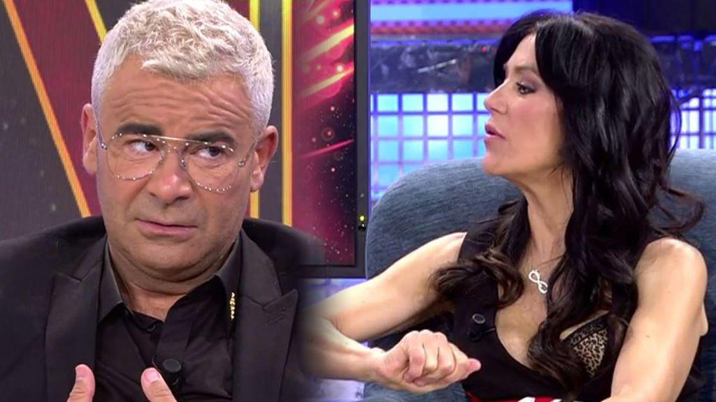 El detallazo que Maite Galdeano tuvo en el peor momento de Jorge Javier Vázquez