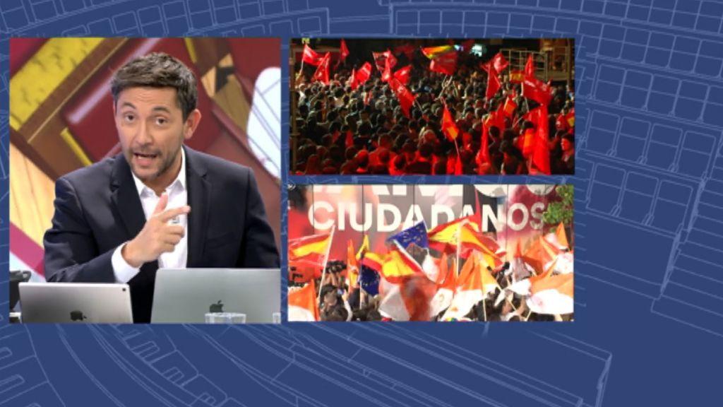 Primeras llamadas tras el 28-A: Torra ya ha contactado con Pedro Sánchez