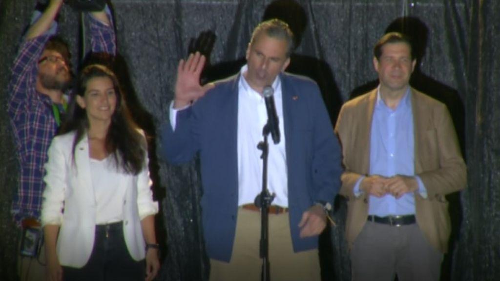 """Ortega Smith: """"La resistencia ya está dentro del Congreso y no vamos a parar"""""""