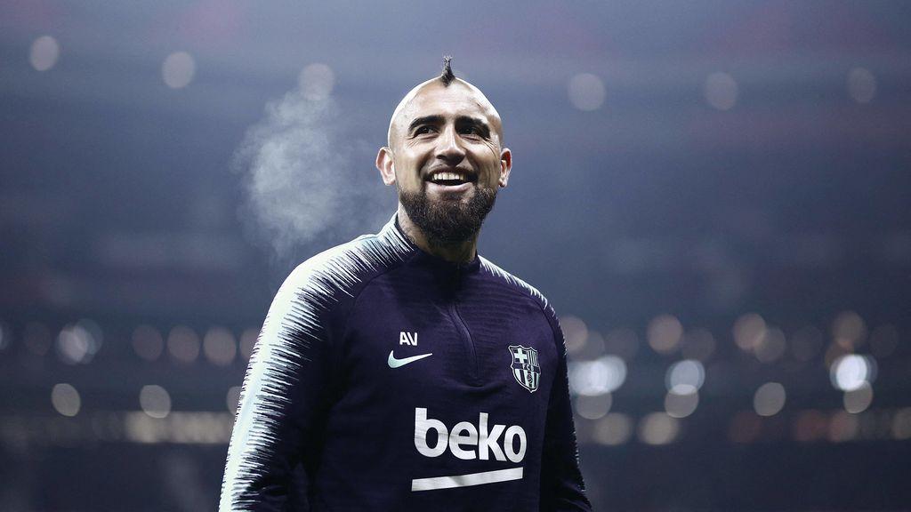 Arturo Vidal, el rey de las ligas: Ocho títulos nacionales consecutivos con tres equipos diferentes