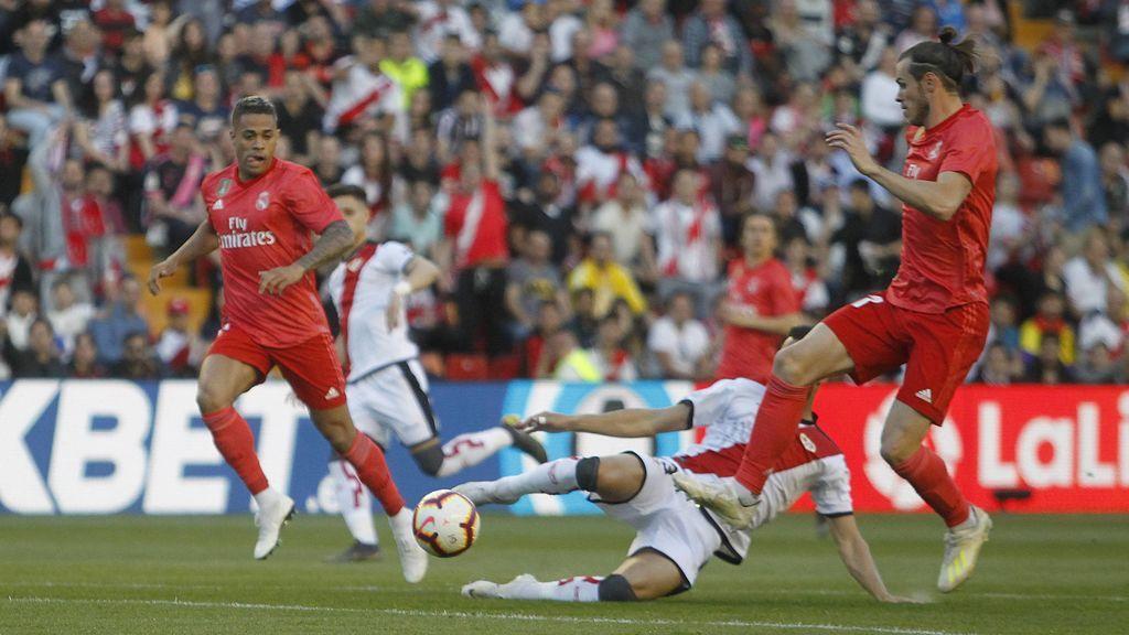El Rayo alarga la racha negativa de Zidane (1-0)