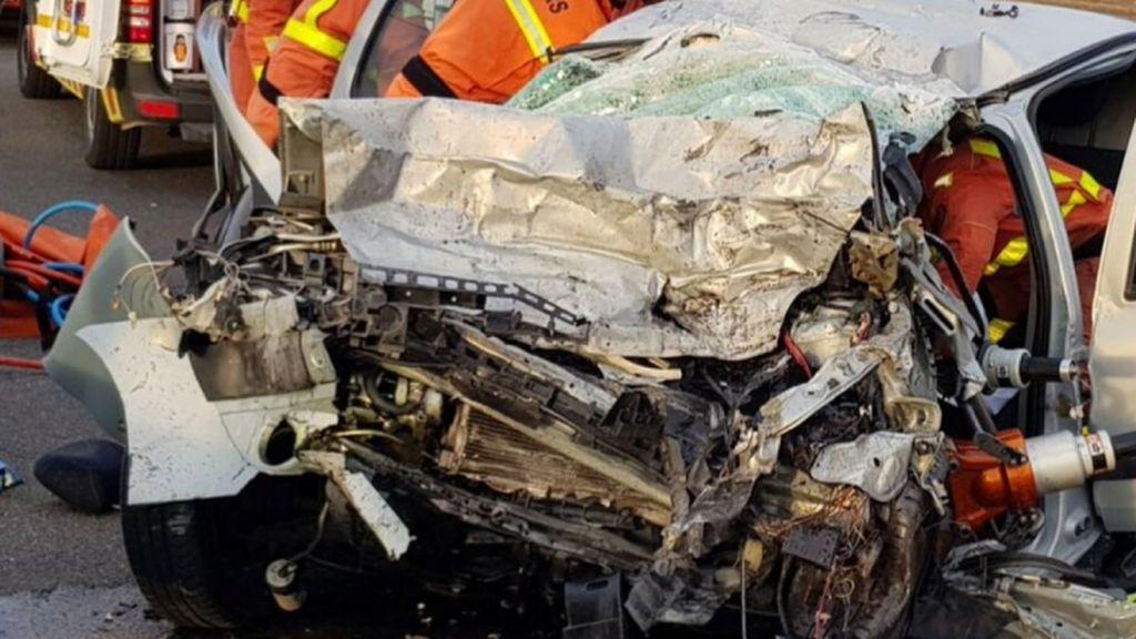 Drama en la carretera de la muerte de Cullera: fallece en un accidente tras velar a su hermano toda la noche