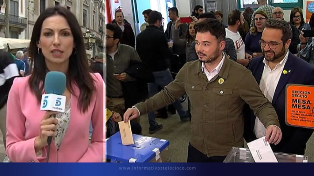 Los líderes independentistas llaman a la movilización en un 28-A decisivo para España