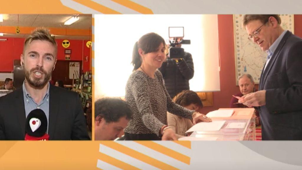 Doble cita electoral en la Comunidad Valenciana