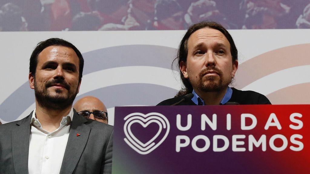 """Pablo Iglesias: """"Cumpliremos el mandato para que haya un gobierno de coalición de izquierdas"""""""