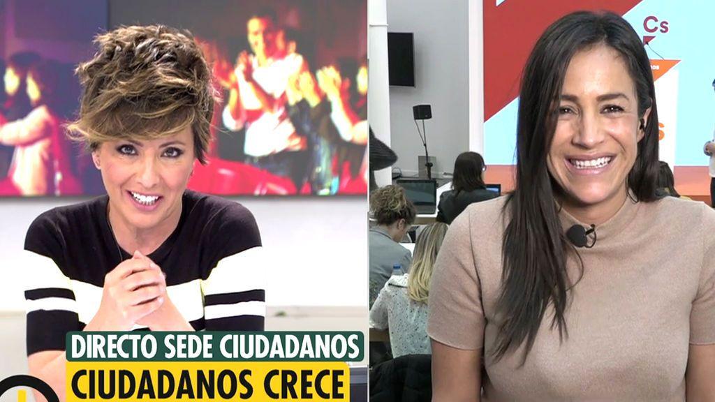 """Begoña Villacís (C's): """"El sanchismo es nocivo para Madrid"""""""