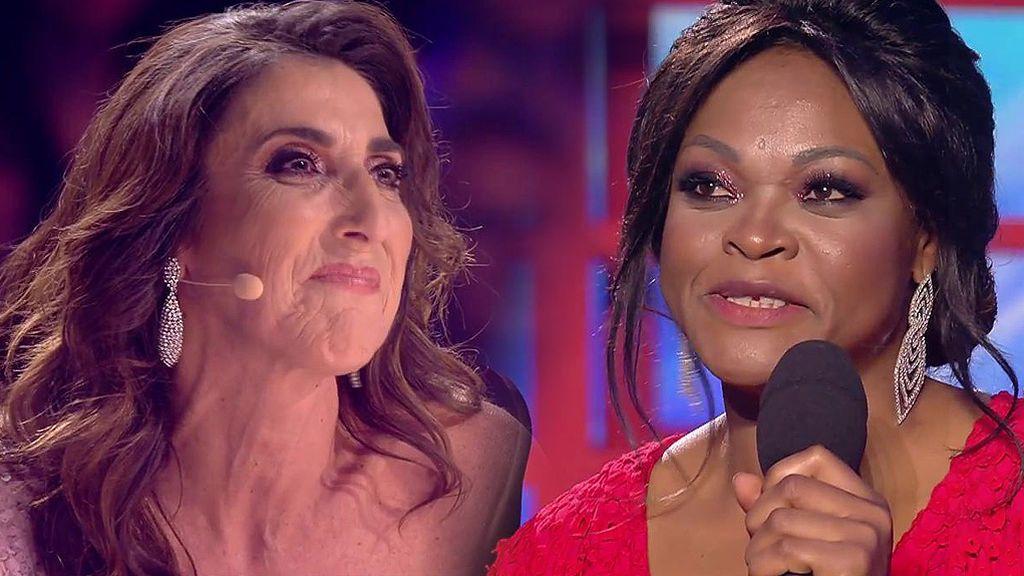 """Cyntia deslumbra con su actuación en la final y deja a Paz Padilla entre lágrimas: """"Quiero que seas la ganadora"""""""