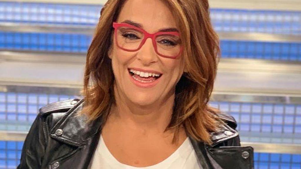 Toñi Moreno confiesa que está enamorada y responde a las preguntas más personales