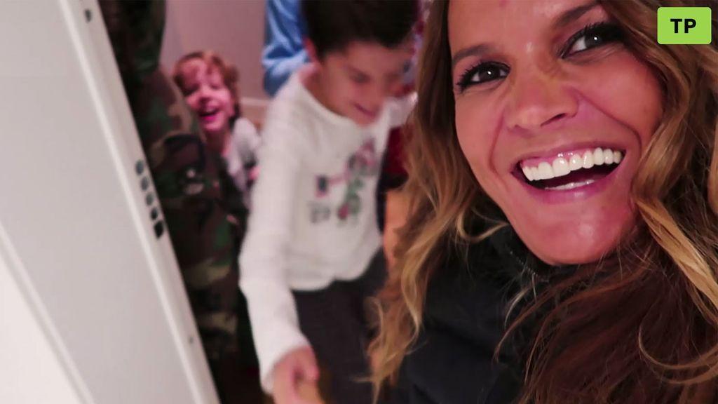Madre de 3 niños, organizadora de eventos y colaboradora de TV: pasamos 24 horas con Marta López (1/2)
