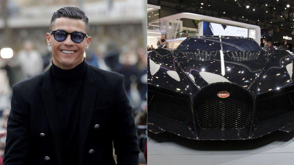 Un Bugatti fabricado para solo un dueño: ¿el último capricho de Cristiano por 11 millones de euros?