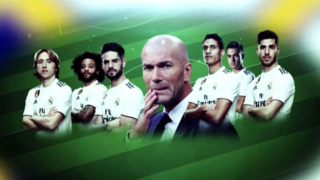 Las siete incógnitas que tendrá que resolver Zidane de cara a la próxima temporada
