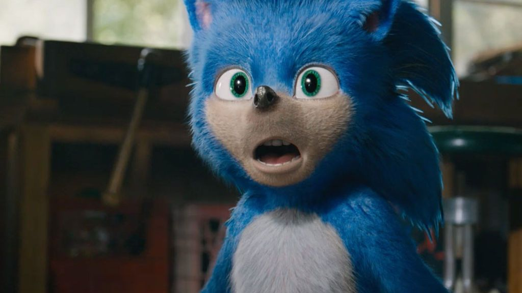 Sonic, la película ya tiene tráiler en castellano