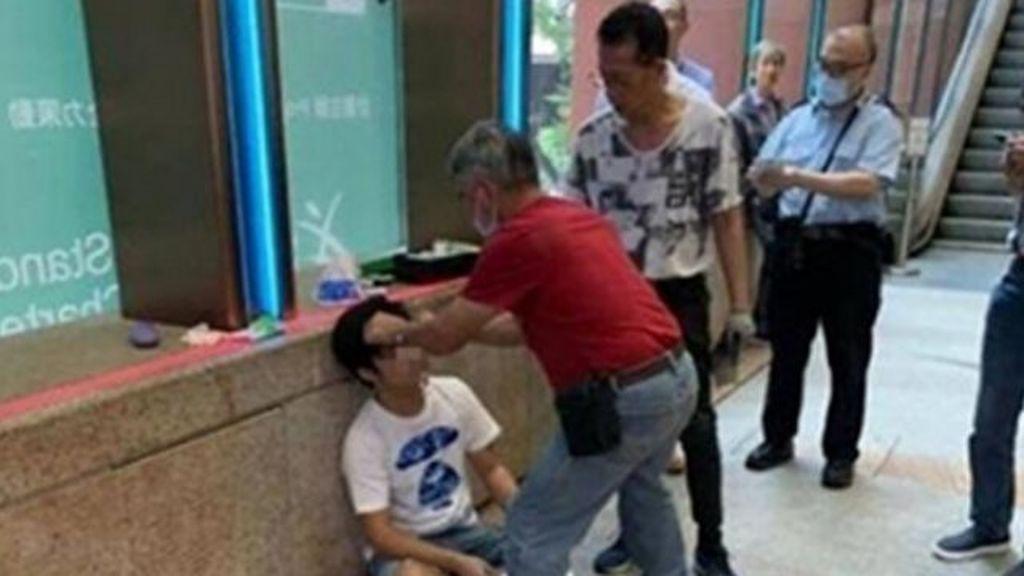 Un espectador es agredido por hacer spoiler en la entrada de un cine sobre 'Vengadores'
