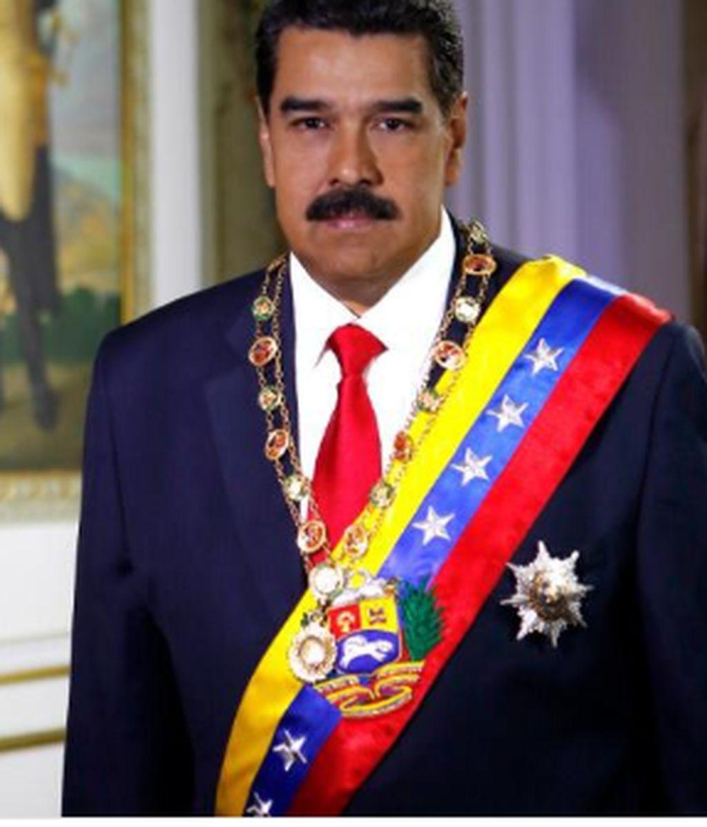 Maduro denuncia un golpe de Estado de militares traidores