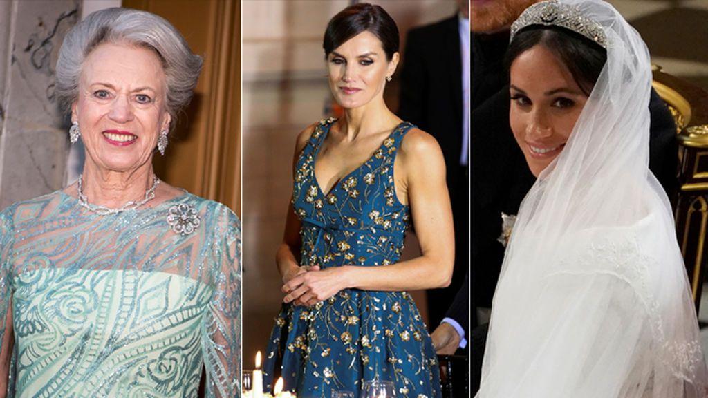 La princesa de Dinamarca saca los colores a la realeza europea: cuánto gastan en su ropa
