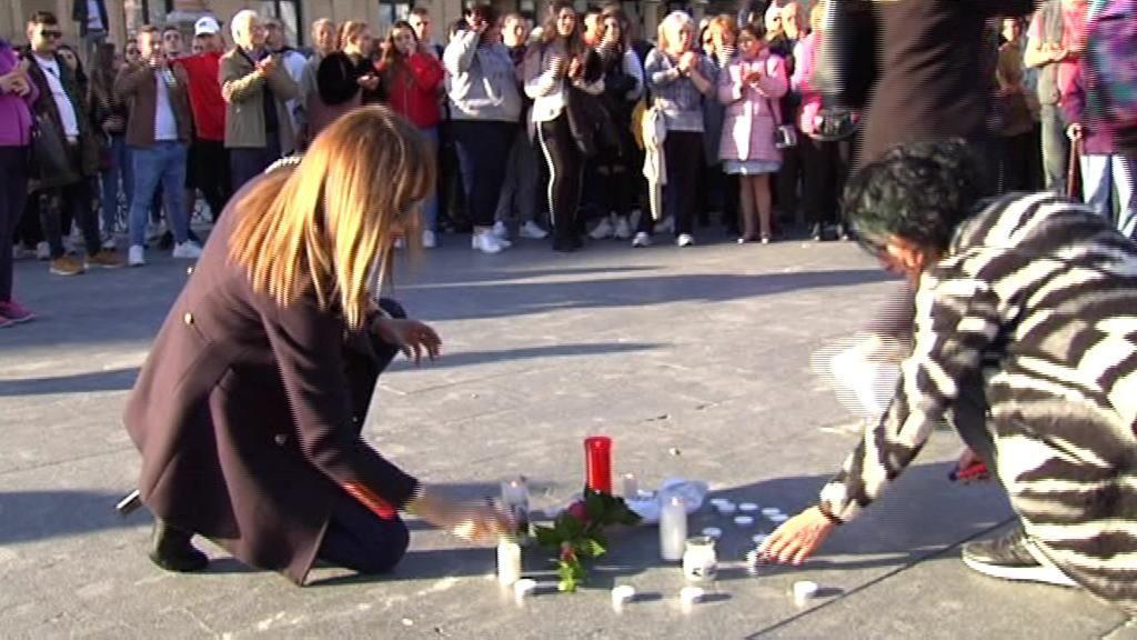 Ingresan en prisión sin fianza seis de los detenidos por la muerte de un joven en San Sebastián