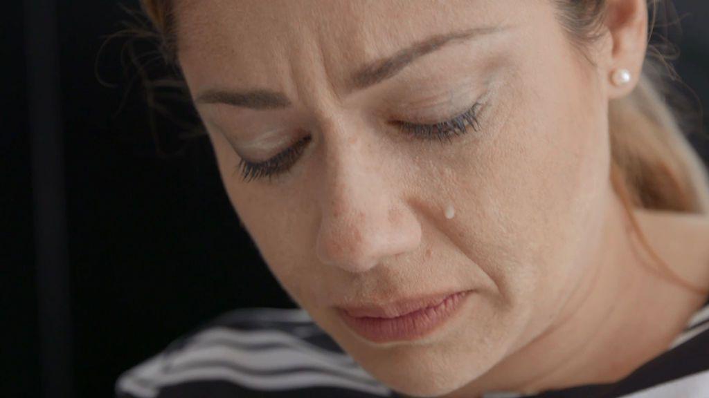 """Marisol: """"Empecé a ver conductas extrañas, como jugar con un cuchillo en mi cuello"""""""