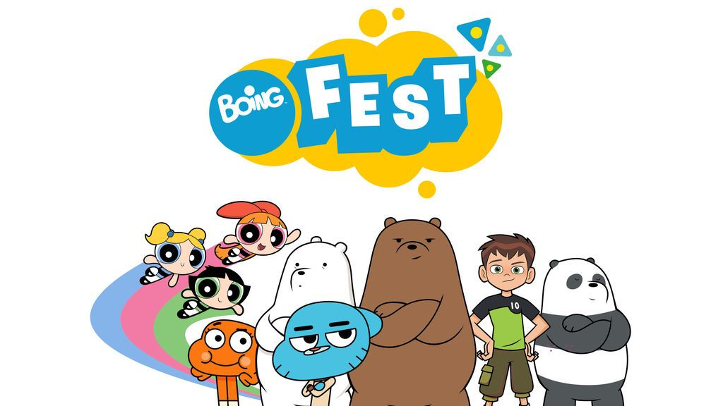 Conciertos, juegos, actividades en familia y los personajes de Boing, en la primera edición del Boing Fest