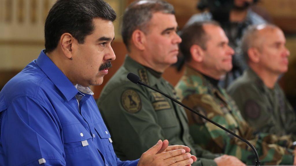 Intentona golpista en Venezuela: Maduro canta victoria y Leopoldo López se pone a salvo en la embajada española