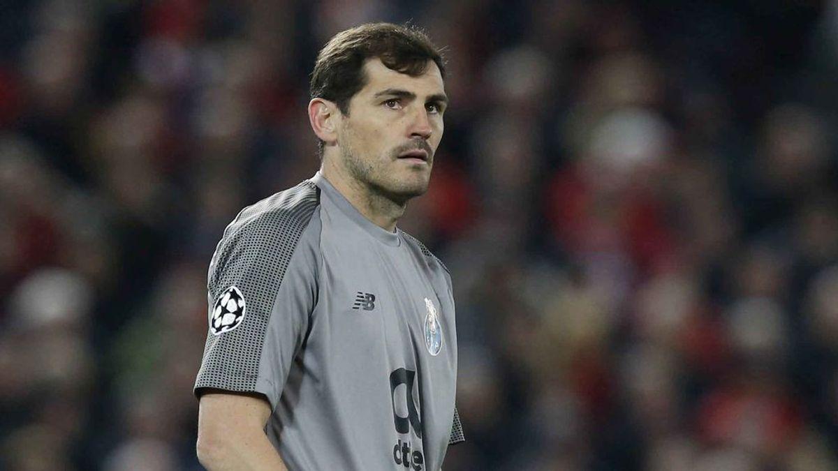 Sergio Ramos, Nadal y todo el mundo del deporte de vuelca con Casillas tras sufrir un problema cardíaco
