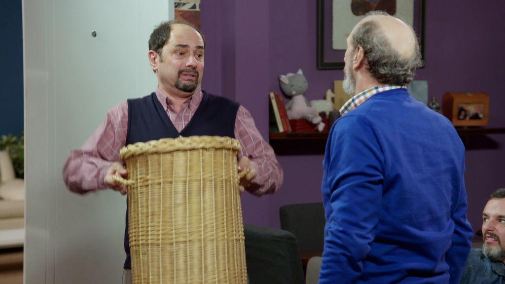 Antonio, el mayorista 'ecofriendly', y sus trucos para ahorrar agua y detergente