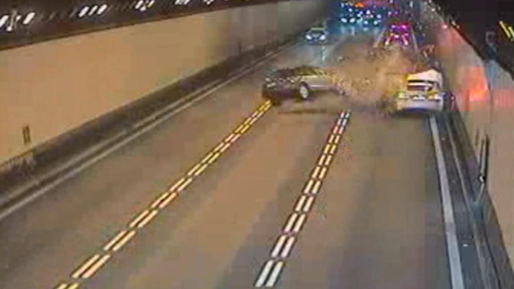Brutal accidente mortal en un túnel de Barcelona: Una distracción parece ser la causa