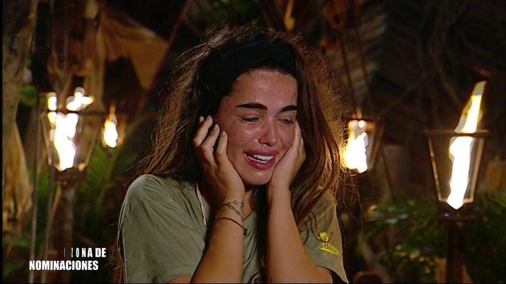 """Violeta, amenaza con abandonar 'SV 2019': """"Me quiero ir, no quiero hacer daño a nadie"""""""