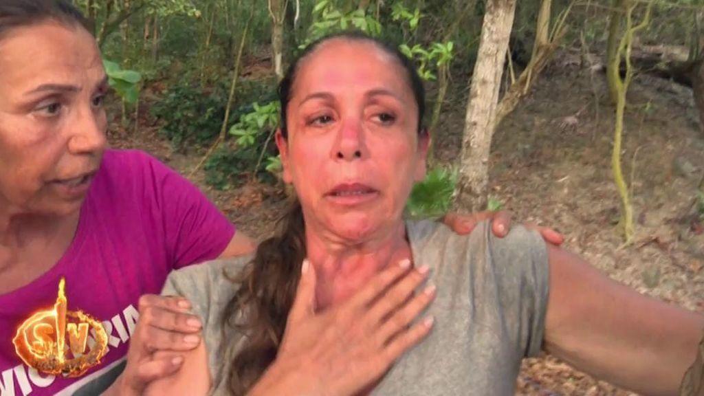 Isabel Pantoja abandonará Supervivientes