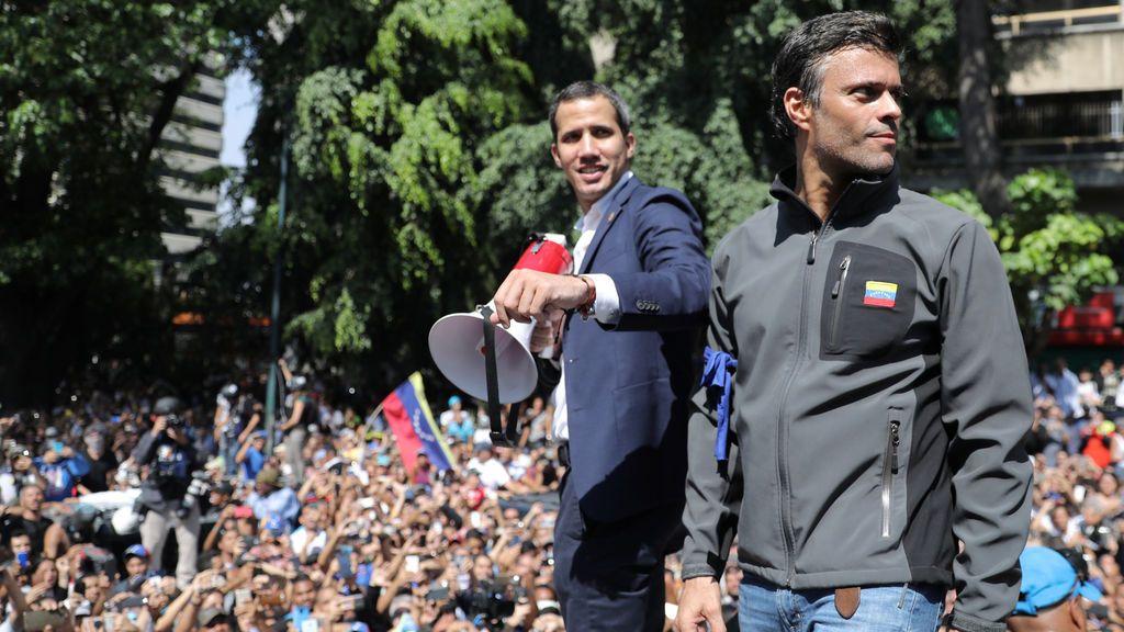 El TSJ de Venezuela dicta orden de busca y captura contra Leopoldo López