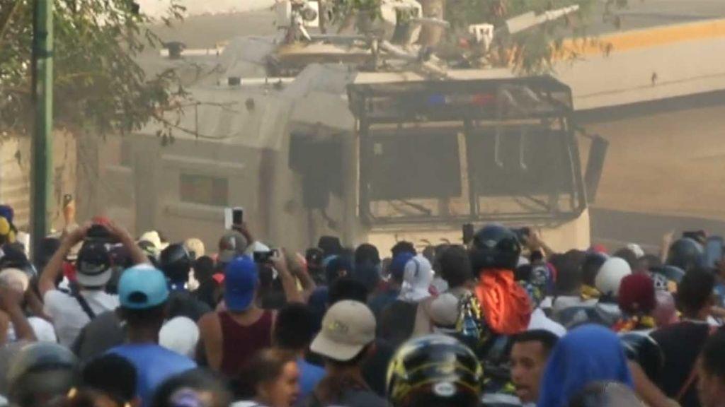 Un joven de 27 años, segunda fallecida en los enfrentamientos en Venezuela