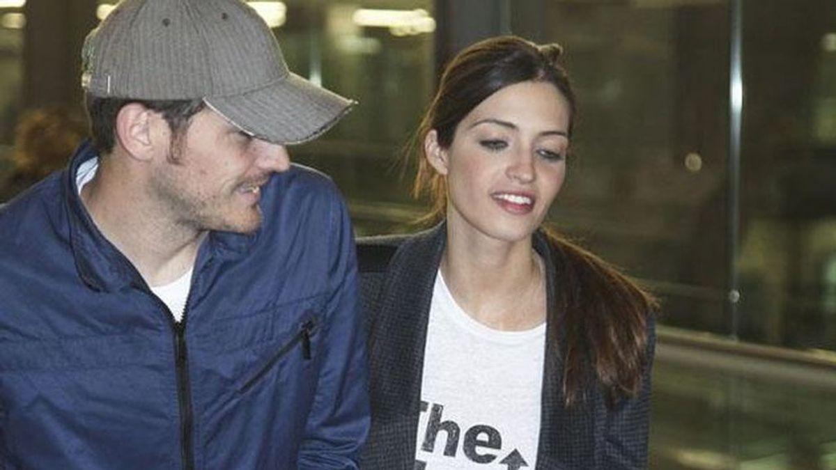 Sara Carbonero se enteró del infarto de Iker mientras grababa una entrevista en Tarifa