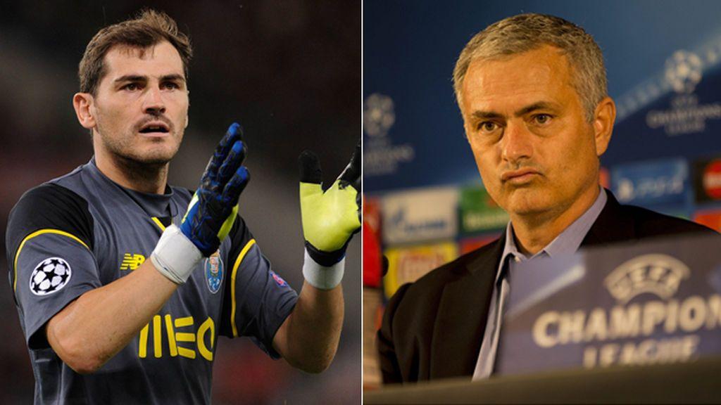 """Mourinho muestra su preocupación por el estado de salud de Iker Casillas: """"Llamé inmediatamente"""""""