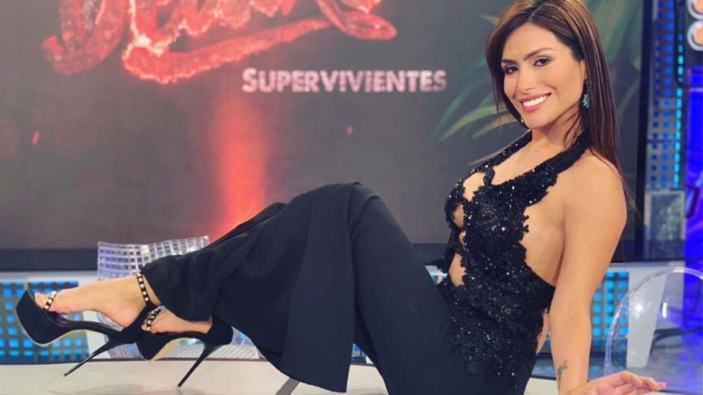 """Miriam Saavedra: """"Carlos es un mal necesario en la isla, es un laxante de personas"""""""