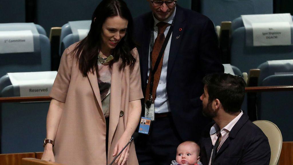 La primera ministra de Nueva Zelanda, Jacinda Ardern, revela que contraerá matrimonio