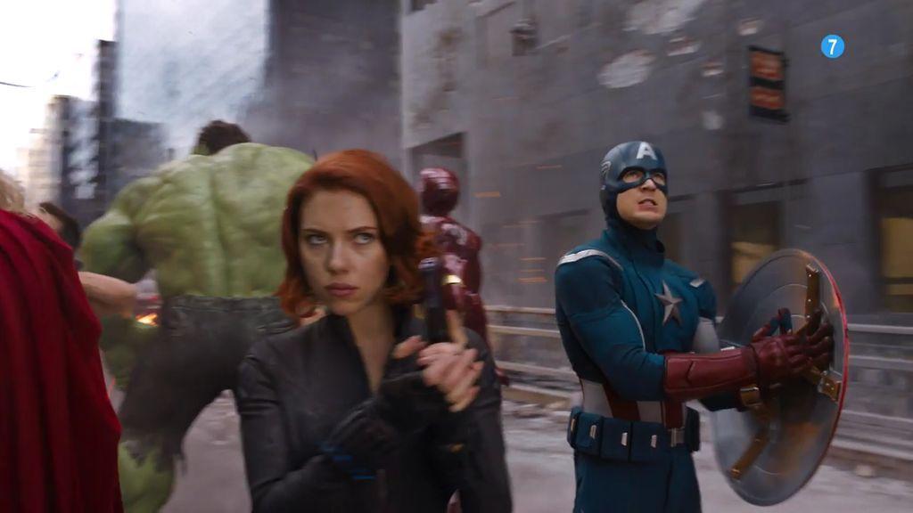 Sábado de superhéroes, en Cuatro: 'Los Vengadores', a las 15:45 h.; y 'La era de Ultrón', a las 22:15 h.