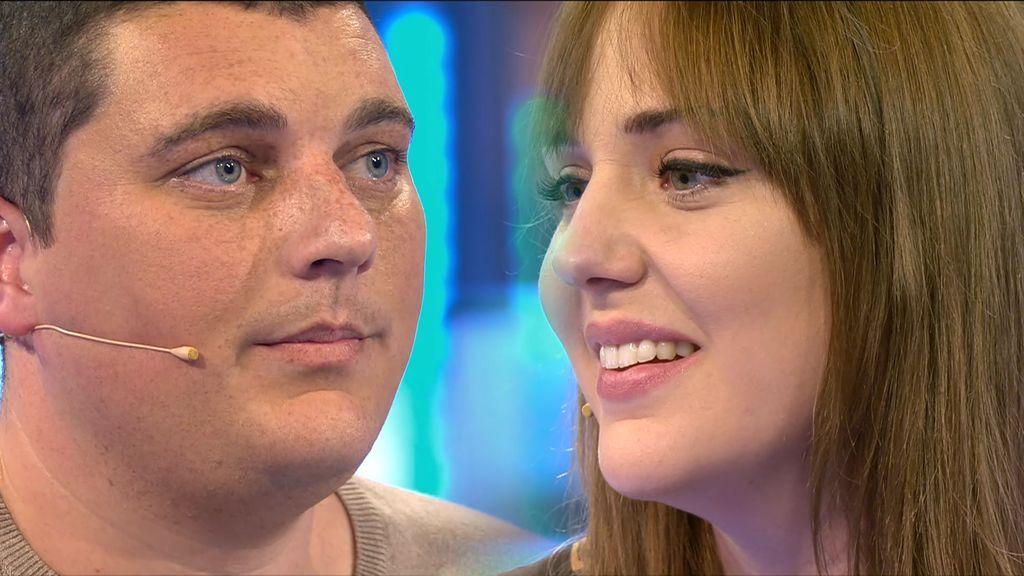 Andrés quiere pedirle perdón a su pareja por haber volcado su frustración con ella