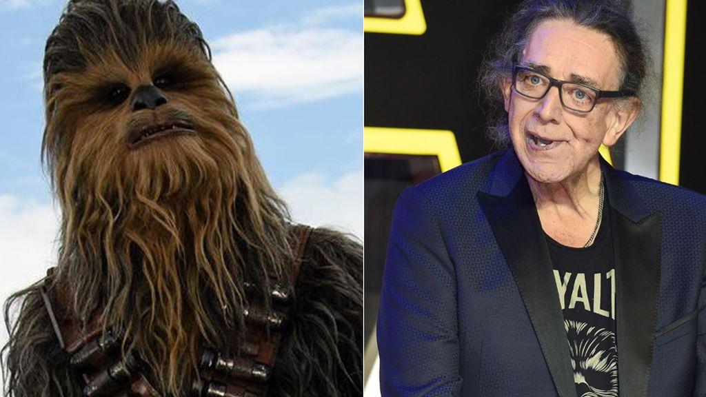 Muere el actor Peter Mayhew, Chewbacca en 'Star Wars', a los 74 años