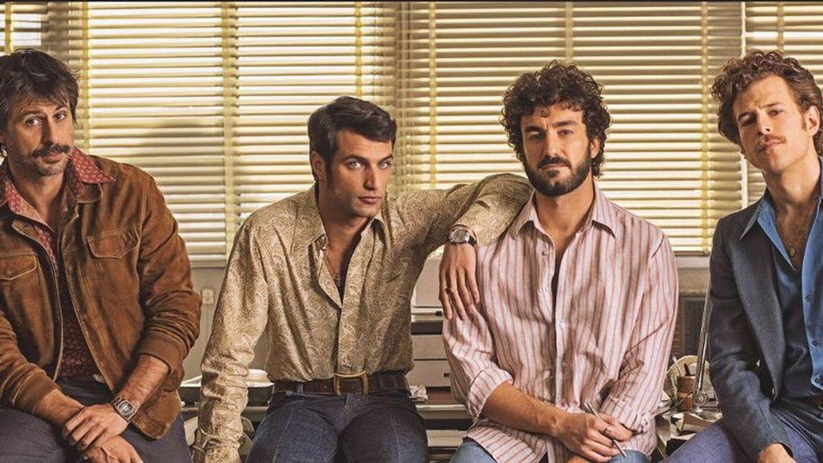 Gran estreno de 'Brigada Costa del Sol' en simulcast en Telecinco y Cuatro