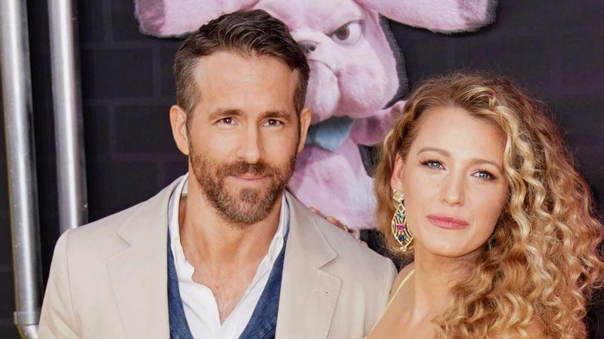 Ryan Reynolds y Blake Lively están esperando su tercer hijo