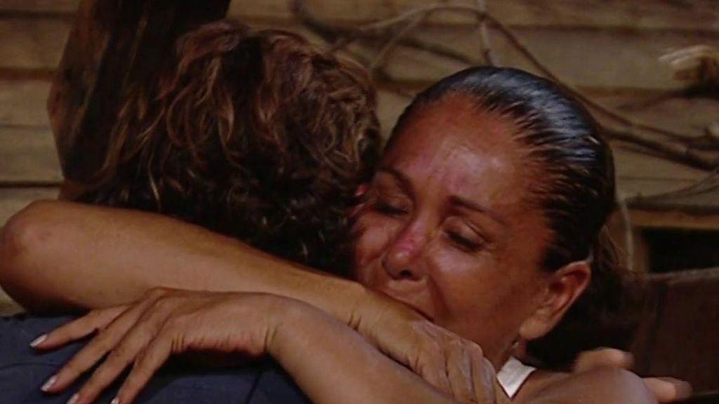 Vota: ¿Crees que Isabel Pantoja y Colate podrían formar la primera pareja de 'Supervivientes 2019'?