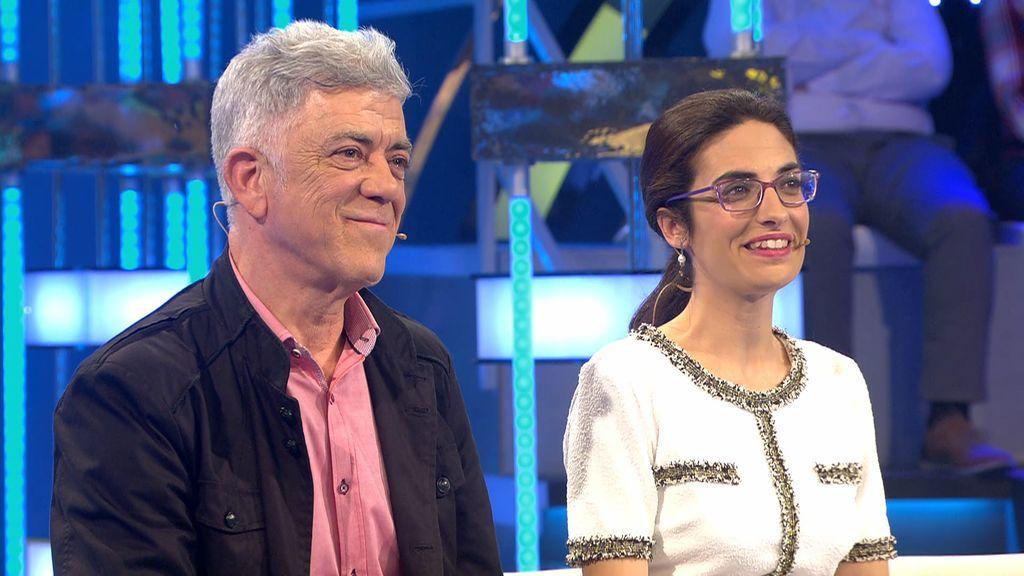 Luz quiere que su madre acepte su relación con un hombre 30 años mayor que ella