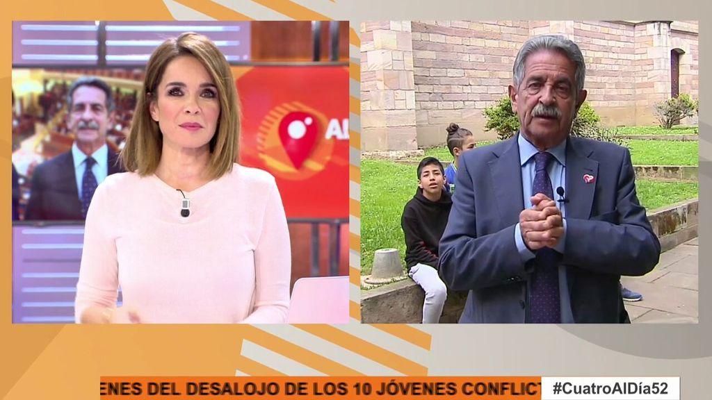 """M.Á. Revilla: """"Hacer 'puñeterias' a Cantabria no les supone a ningún Gobierno perder las elecciones"""""""